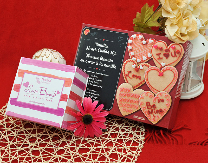 Valentine's Custom packaging