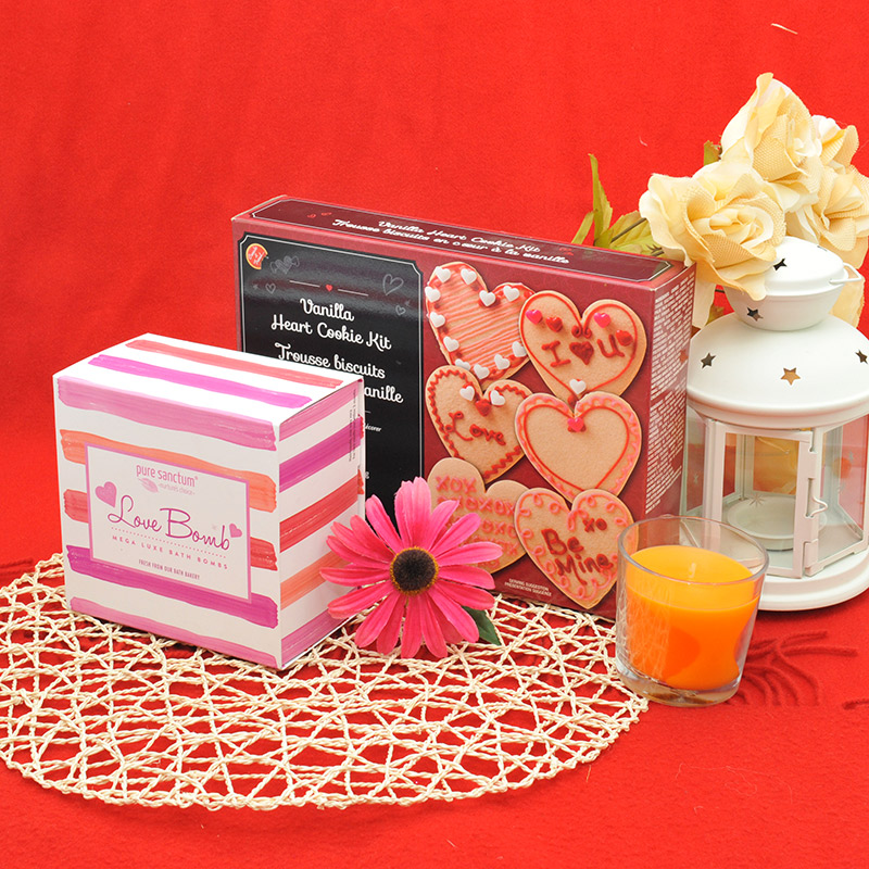 Valentine's packaging